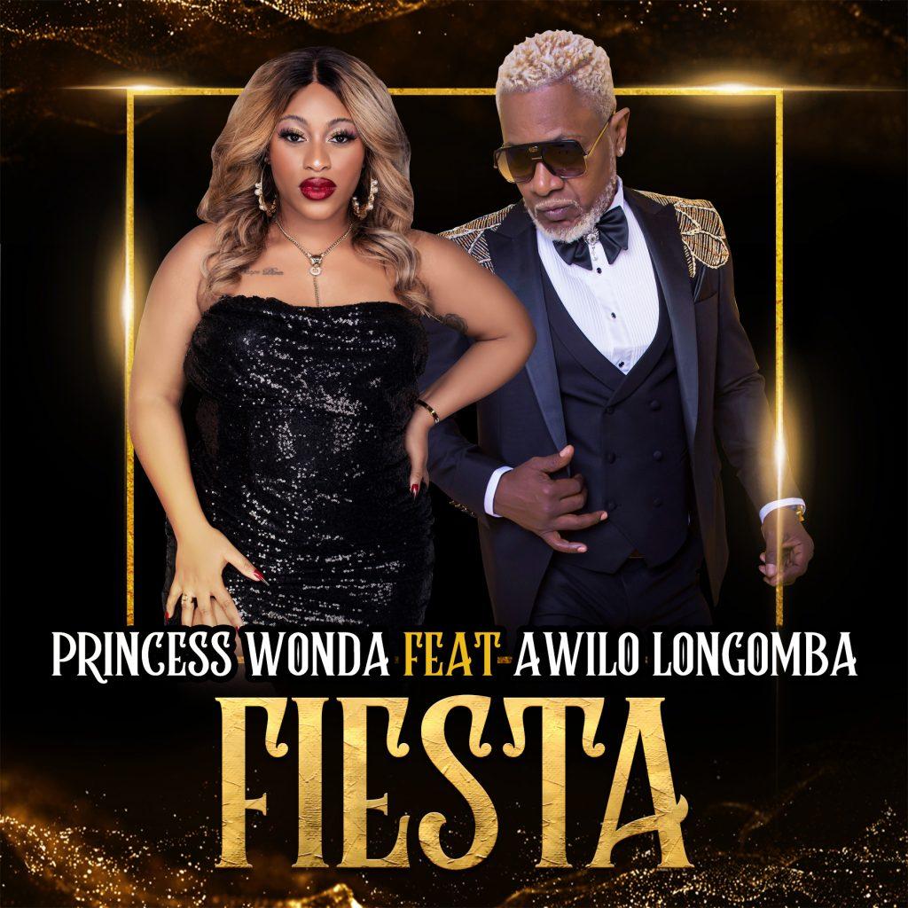 Princess Wonda Fiesta Cover Art
